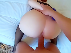 Pov Russian Teen Handcuffed & Fucked In Doggy Style