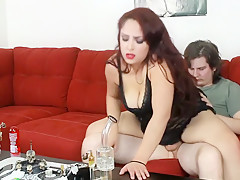 Daisy Gets High And Pleases Her Man