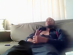 Guy Wants To Relax After A Day In Court