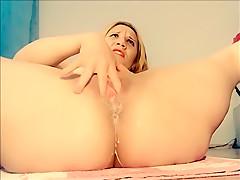 Cream Pie Horny Pussy