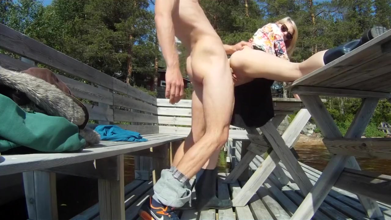 Beautiful swedish farm girl is fucked outdoors pov hclips private home clips