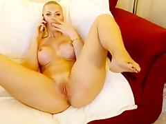 Crazy homemade Big Tits, Solo porn clip