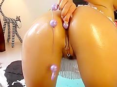 Amazing homemade Piercing, spymania xxx clip