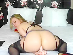 Horny homemade Toys, Webcam porn scene