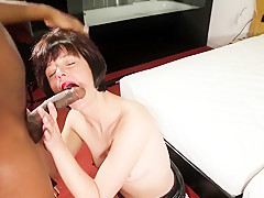 Horny homemade Shaved, Interracial xxx clip