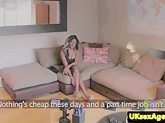 glamour interview ebony cumsprayed at audition