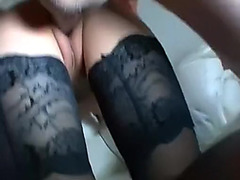 French swinger housewife fucked in front of hubby