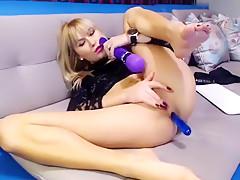 Fabulous homemade Toys, Webcam adult video