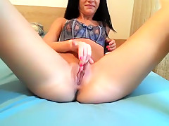 Crazy amateur Solo, Webcam sex scene