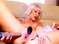 Incredible homemade Fingering, Toys xxx video