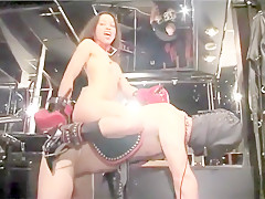 Incredible amateur Femdom, Fetish adult scene