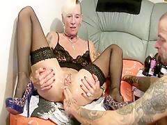 Anal-Orgasmus beim Fisten