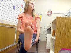 Fabulous homemade Foot Fetish, Webcam sex video