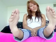 Horny homemade Foot Fetish, Webcam porn movie