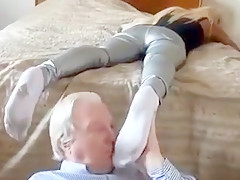 Incredible homemade Mature porn movie