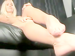 Exotic homemade Mature, Foot Fetish adult clip