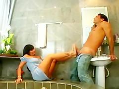 Hottest amateur Mature, Big Dick xxx scene