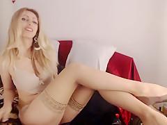 Fabulous homemade MILF, Webcam porn scene