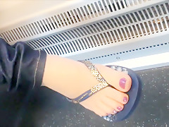 Exotic amateur Foot Fetish adult scene