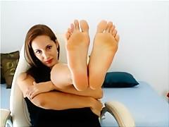Leg and feet porn