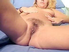 Crazy homemade Solo, Hairy porn video