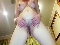 Fabulous homemade Big Tits, Fetish sex video