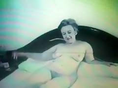 Crazy amateur Solo, Lingerie porn clip
