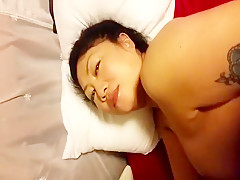 Voluptuous Japanese Babe With Nectar-Y Pussy Get...