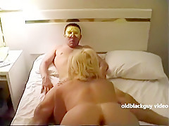 Oldblackguy With Gloria And Debbie Swinger Orgy ...