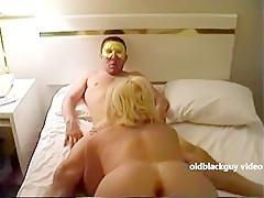 Oldblackguy With Gloria And Debbie Swinger Orgy ...