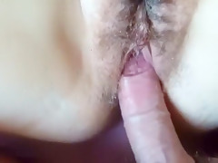 Fucking My Wife'S Pussy