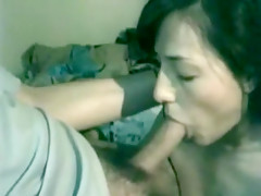 Girlfriend Knows Hot To Suck My Cock