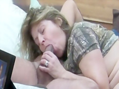 Mature Wife Blow Job On Hidden Camera