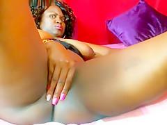 Hot black bitch Free Webcam Porn Video
