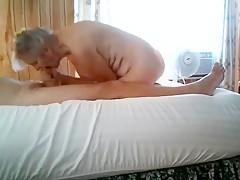 Granny Swallow My Cum