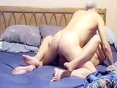 Tante payudara besar rumahporn