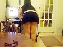He Reaches Up My Skirt