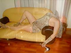 Wife Erotic Dance