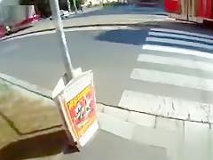 Crazy amateur ass, public porn movie