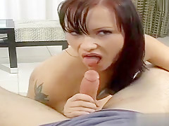 Hottest amateur straight, facial sex scene