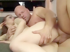 Fabulous amateur girlfriend, straight porn scene