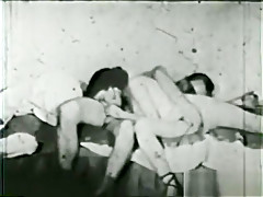 Crazy homemade vintage, blowjob adult movie