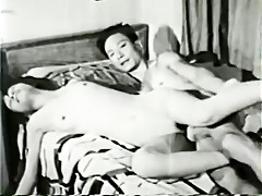 Best homemade asian, brunette porn clip