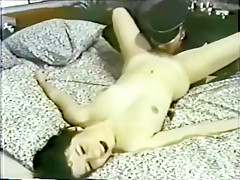 Hottest homemade vintage, straight sex video