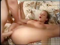 Fabulous homemade anal, straight porn video