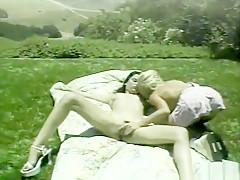 Fabulous amateur public, lesbian sex clip