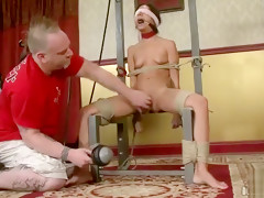 Hottest homemade bdsm, bondage adult video