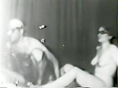 Amazing amateur vintage, straight adult scene