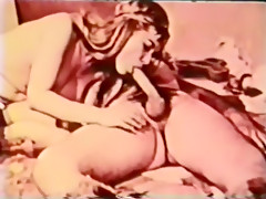 Incredible homemade straight, vintage xxx movie