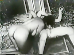 Crazy homemade vintage, fetish sex movie